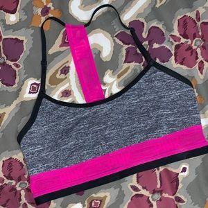 PINK -Victoria's Secret Racerback Unlined Bralette